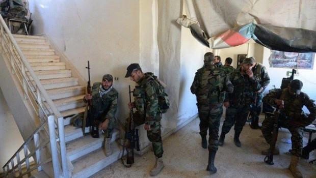 aleppo syria army