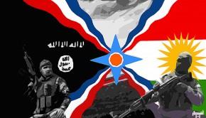 isis kurd asszír