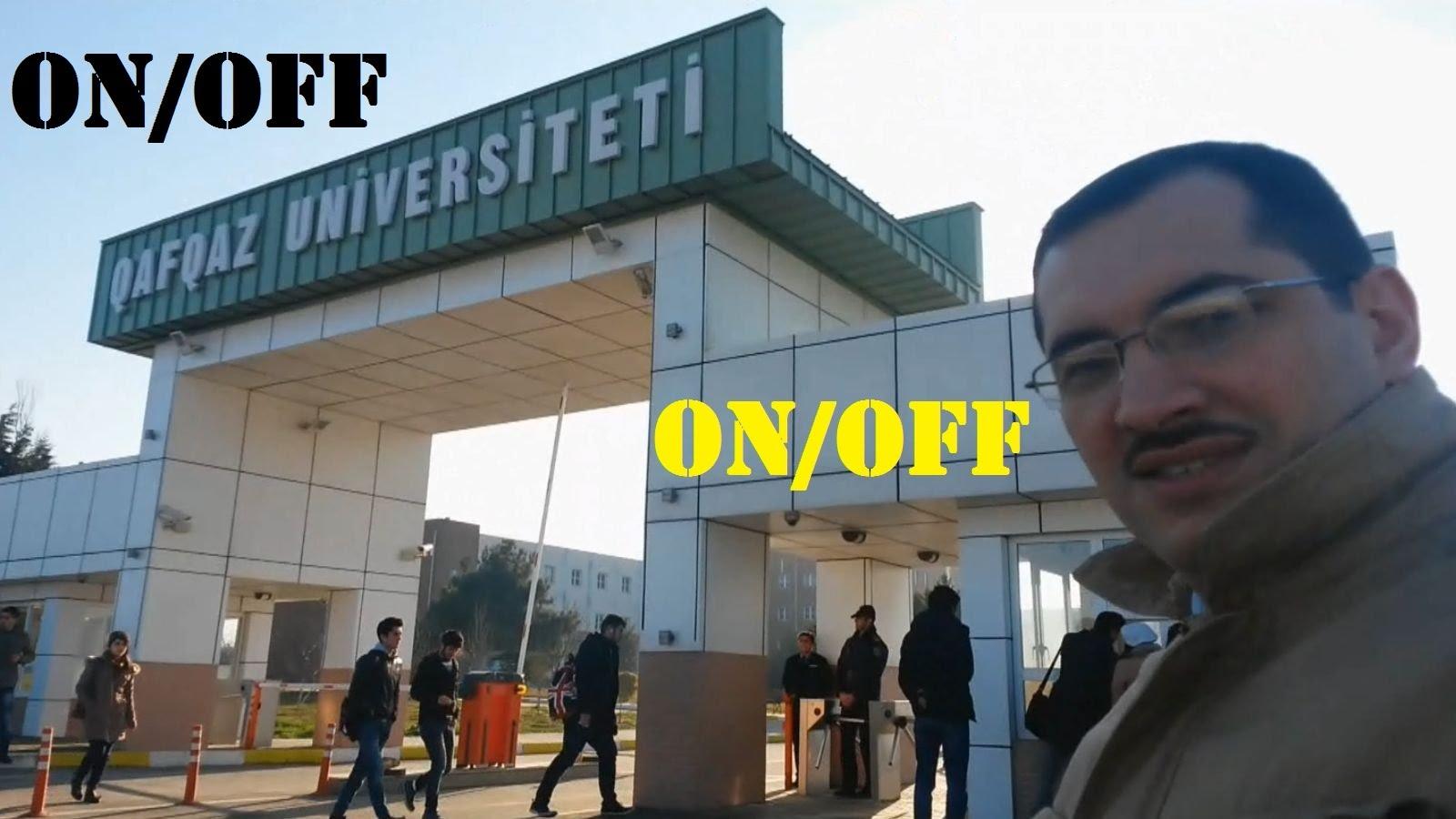 kaukázusi egyetem baku azerbajdzsán török gülen