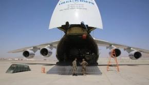 kinai segély afganisztán repülő
