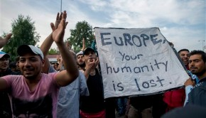 menekültek horgos