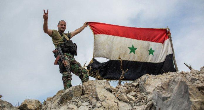 syria army 23110