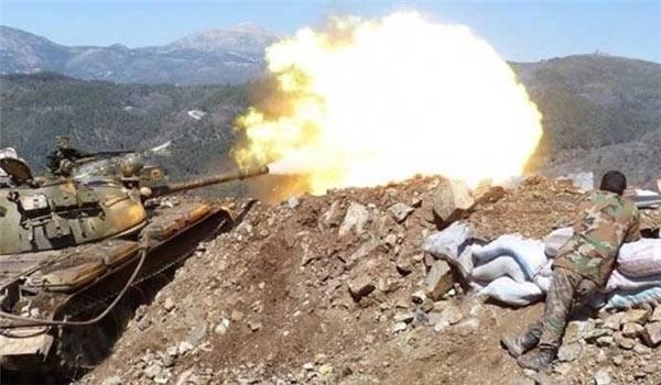 szír tank