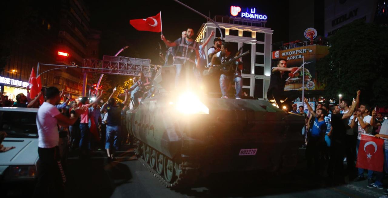 török kormánypártiak 2