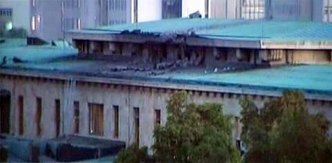 A török parlamentet is ért támadás