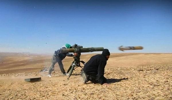 terroristák szíria