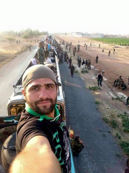 újabb szír katonák érkeztek Aleppo felszabadításáért