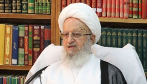 Ayatollah-Makarem-Shirazi irán imám