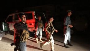 afgán katona