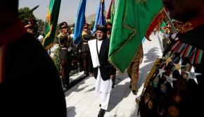afganisztán elnök