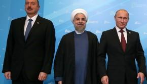 aiyev rouhani putyin azeri riáni orosz