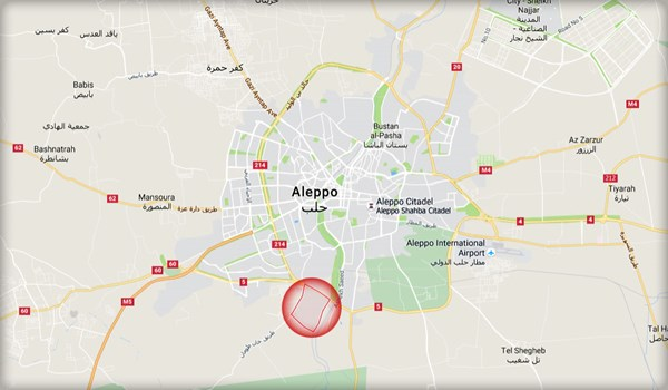 aleppo maps 33
