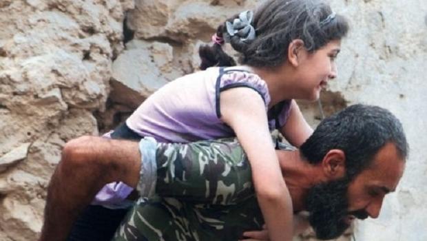 aleppo menekült háború szíria