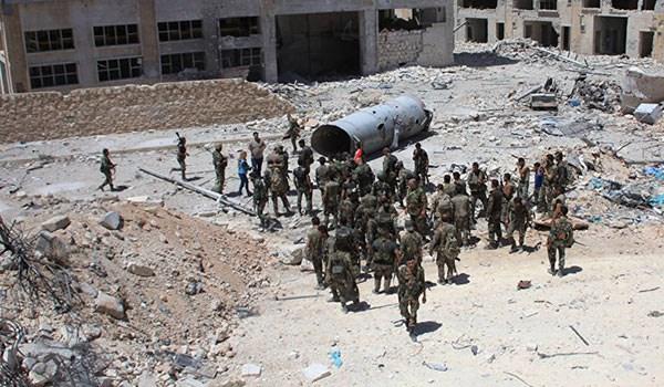 aleppo syria army dgwrg