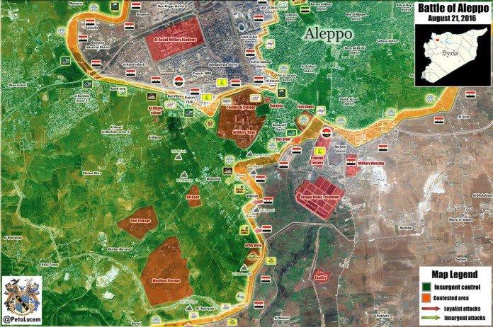 aleppo térkép 2016.08.21
