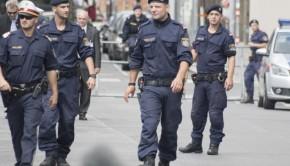 ausztria rendőr 1