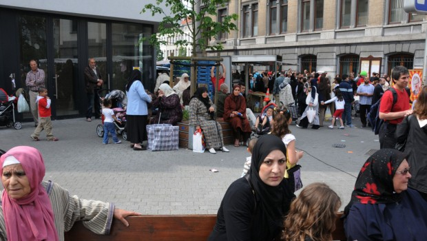 bécs muszlimok ausztria