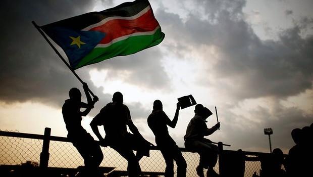 dél szudán