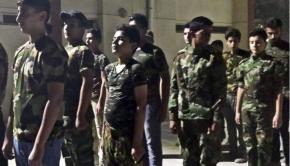 gyerek katonák irak