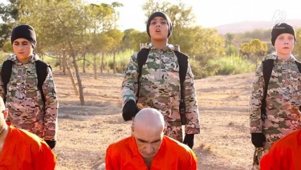 isis gyerek terroristák