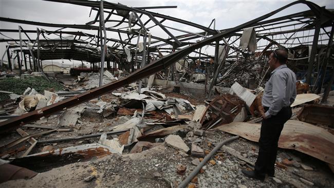 jemen bombázás