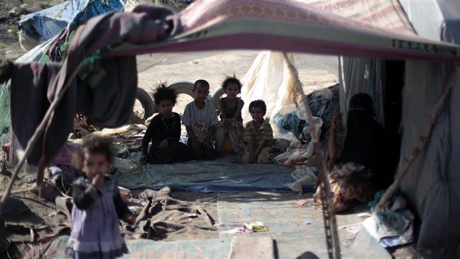 jemeni menekültek