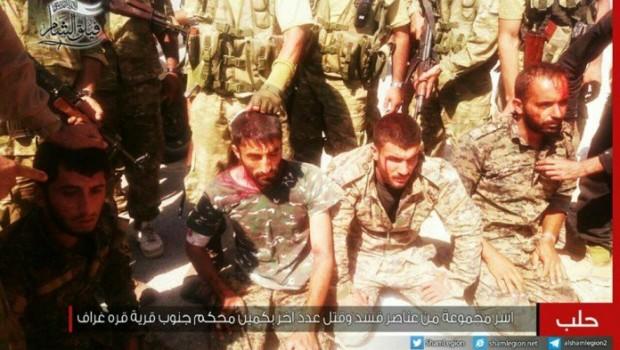 kurd foglyok