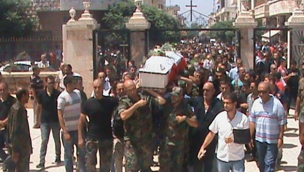 mhardeh szíria keresztények