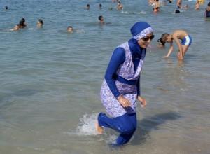 muszlim burkini