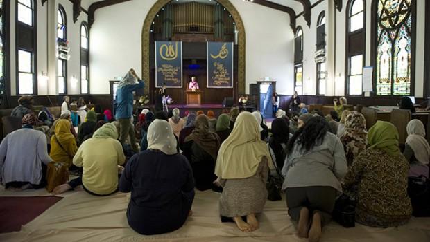 muszlimok imán nő