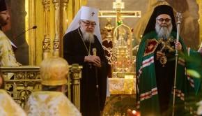 ortodox pátriárka  johanna boulus al jazagi