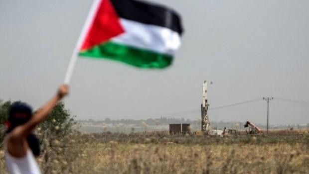 palesztin zászló