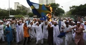 svédország menekültek
