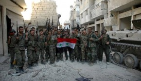 Amid Syrian Army Advances Top Rebel Commander Killed in Daraya
