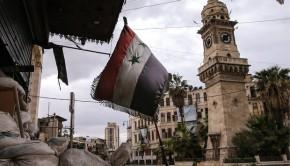 szíriai zászló
