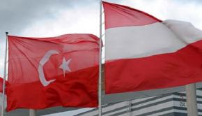 török ausztria zászló