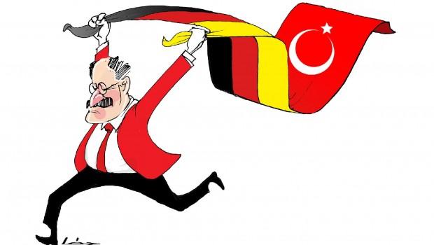 török német