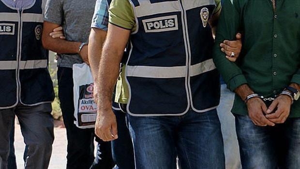 török rendőrség letartótatás