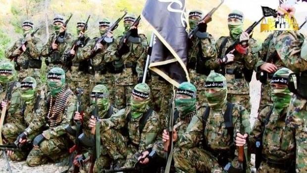 ujgur terroristák aleppo
