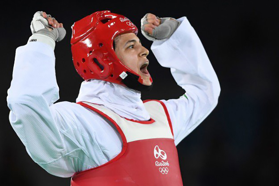 Hedaya Wahba, Egyiptom, taekwondo, bronz.  A 23 éves Wahba szerezte meg hazája harmadik érmét Rióban – és a másodikat azok közül, amiket egyiptomi nő valaha is nyert egy olimpián.