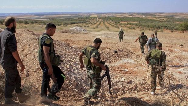 hama syria army