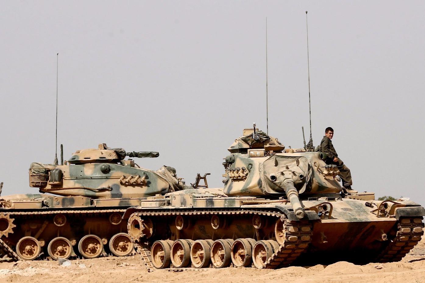 török tank