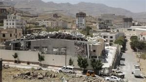 egy-szaudi-legicsapas-kovetkezteben-megsemmisult-temetkezesi-csarnok-a-jemeni-szanaaban-2016-oktober-13-an