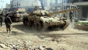 deir-ezzor-tank-sziria-katona