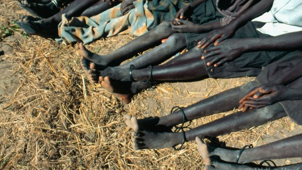 Sudan. Slavery.