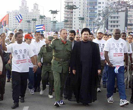Hajj Seyed Hassab Khomeini Kubában