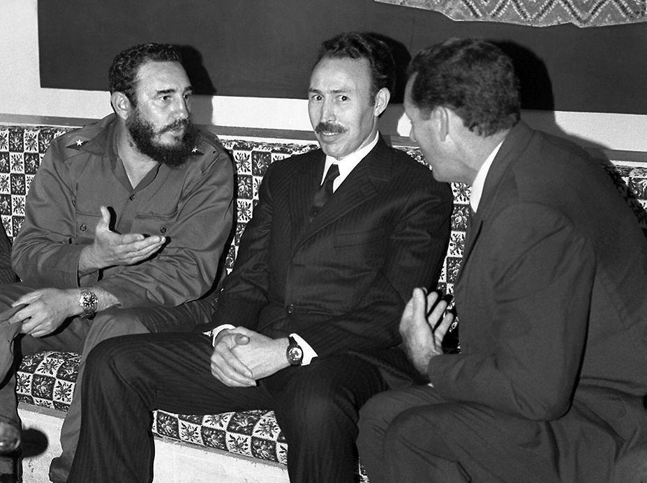 Fidel Castro Algériában