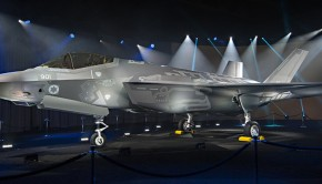 Lockheed Martin Aeronautics Company - Fort Worth- Beth Steel Document Israeli Rollout Ceremony AS-1-Beauty Shots 6/21/16 FP161141 16-04470 Charlotte Durham AFF2