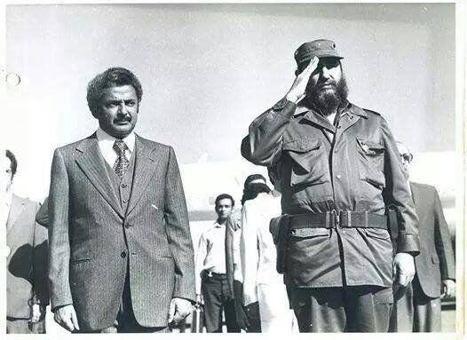 Fidel Castro Jemenben