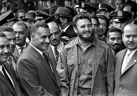 Castro és Nasser